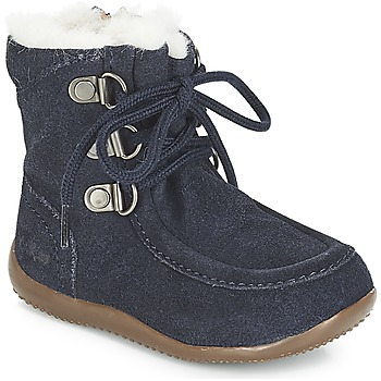 Sko Børn Chikke støvler Kickers BAMARA Marineblå
