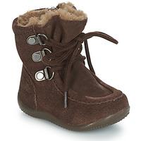 Sko Børn Chikke støvler Kickers BAMARA Brun