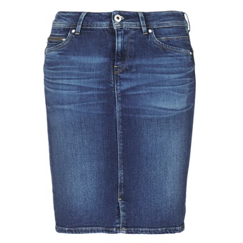 textil Dame Nederdele Pepe jeans TAYLOR Blå / Medium