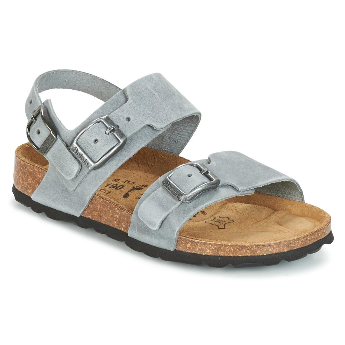Sandaler til børn Betula Original Betula Fussbett  GLOBAL 2