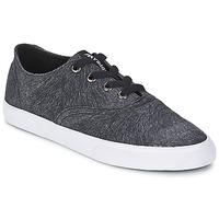 Sko Dame Lave sneakers Supra WRAP Sort / Hvid