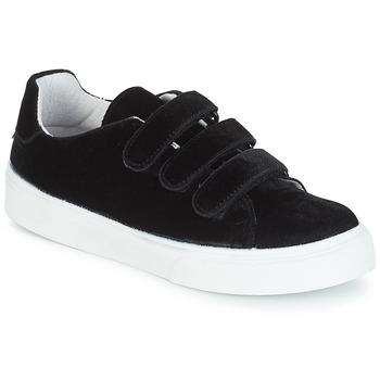 Sko Dame Lave sneakers Yurban JOZZY Sort