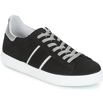 Sko Dame Lave sneakers Yurban JEMMY Sort