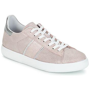 Sko Dame Lave sneakers Yurban JEMMY Pink