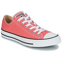 Sko Lave sneakers Converse CHUCK TAYLOR ALL STAR OX Orange / Koral