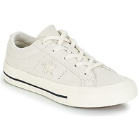 Sko Børn Lave sneakers Converse ONE STAR OX Hvid