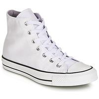 Sko Dame Høje sneakers Converse CHUCK TAYLOR ALL STAR HI Hvid / Hvid
