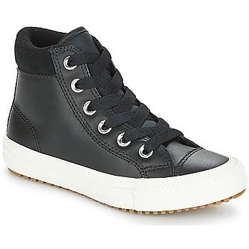 Sko Børn Høje sneakers Converse CHUCK TAYLOR ALL STAR PC BOOT HI Sort / Hvid