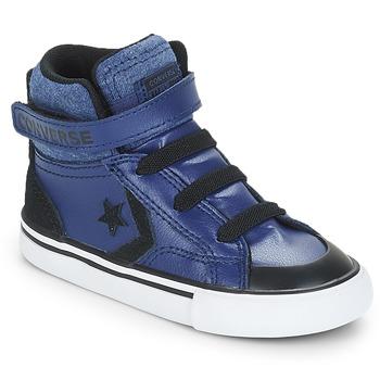 Sko Dreng Høje sneakers Converse PRO BLAZE STRAP HI Blå
