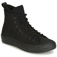 Sko Herre Høje sneakers Converse CHUCK TAYLOR ALL STAR WP BOOT LEATHER HI Sort