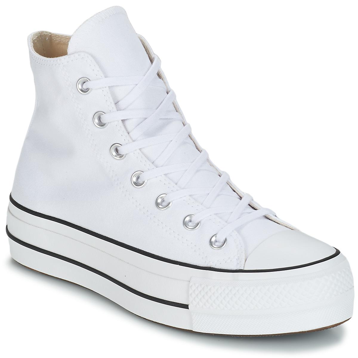 Sneakers Converse  CHUCK TAYLOR ALL STAR LIFT CANVAS HI