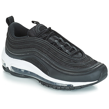 Sko Dame Lave sneakers Nike AIR MAX 97 W Sort