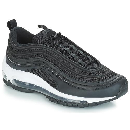 Sko Dame Lave sneakers Nike AIR MAX 97 W Sort