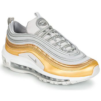 Sko Dame Lave sneakers Nike AIR MAX 97 SPECIAL EDITION W Grå / Guld