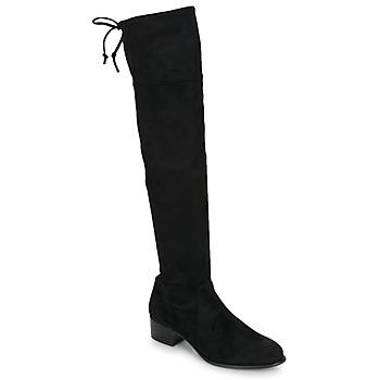 Sko Dame Lårhøje støvler Betty London JAZUMI Sort