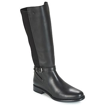 Sko Dame Chikke støvler Betty London JENDAY Sort