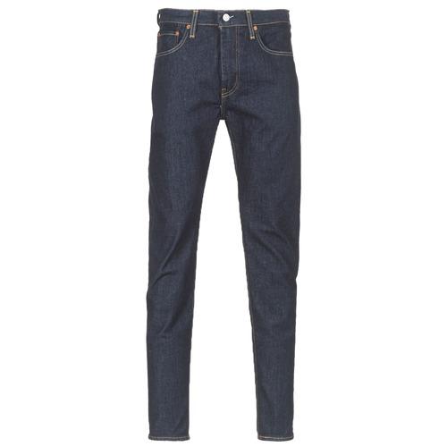 textil Herre Smalle jeans Levi's 512 SLIM TAPER FIT Rock / Cod