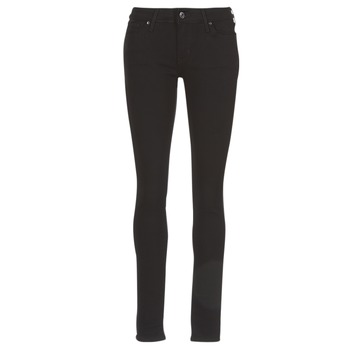 textil Dame Jeans - skinny Levi's 711 SKINNY Sort / Sheep