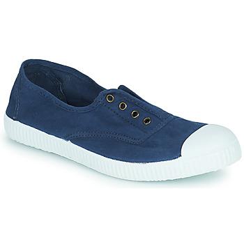 Sko Dame Lave sneakers Victoria 6623 Marine