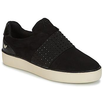 Sko Dame Lave sneakers Xti KAVAC Sort
