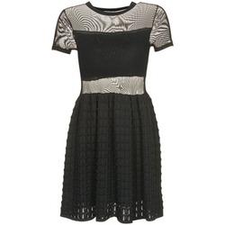 textil Dame Korte kjoler Brigitte Bardot ALBERTINE Sort