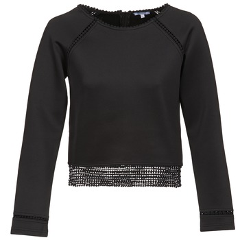 textil Dame Sweatshirts Brigitte Bardot AMELIE Sort