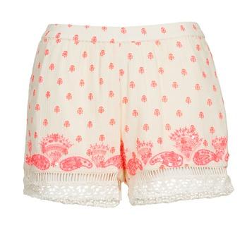 textil Dame Shorts Brigitte Bardot ANGELINE Beige
