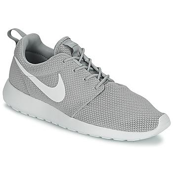 Sko Herre Lave sneakers Nike ROSHE ONE Grå / Hvid