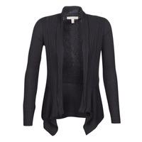 textil Dame Veste / Cardigans Esprit VECKY Sort
