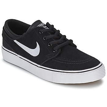 Sko Dreng Lave sneakers Nike STEFAN JANOSKI ENFANT Sort