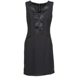 textil Dame Korte kjoler La City CLAUDIA Sort