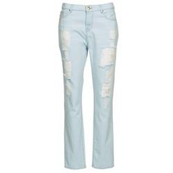 textil Dame Lige jeans Cimarron BOY Blå / Lys