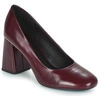 Sko Dame Højhælede sko Geox D SEYLISE HIGH Bordeaux