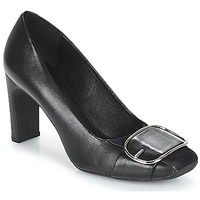 Sko Dame Pumps Geox D VIVYANNE HIGH Sort
