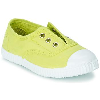 Sko Pige Lave sneakers Chipie JOSEPE Gul