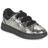 Sko Pige Lave sneakers Geox J DISCOMIX GIRL Sølv
