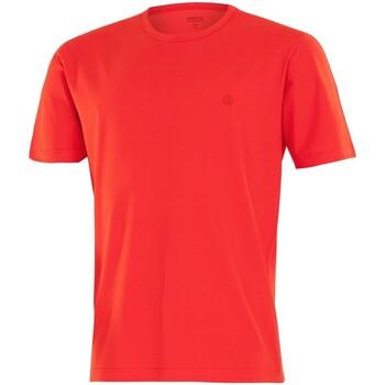 textil Herre T-shirts m. korte ærmer Impetus 7304E62 F04 Rød
