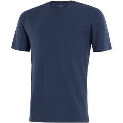 textil Herre T-shirts m. korte ærmer Impetus 7304E62 E97 Blå