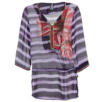 textil Dame Toppe / Bluser Desigual ALONDRA Flerfarvet