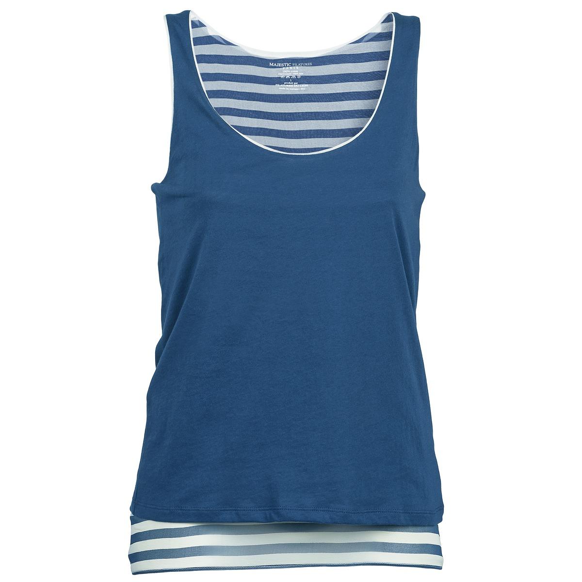 Toppe / T-shirts uden ærmer Majestic  BLANDINE