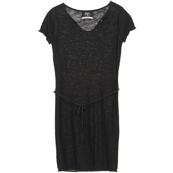 textil Dame Korte kjoler Le Temps des Cerises MOJITO Sort