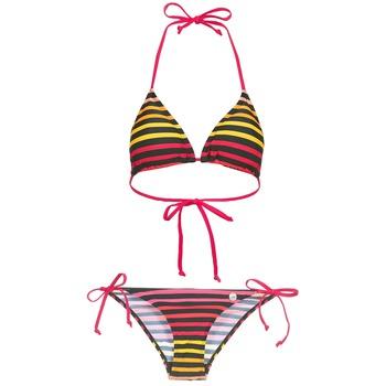 textil Dame Bikini Little Marcel BASTINE Sort / Flerfarvet
