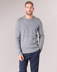 textil Herre Pullovere Jack & Jones JJEBASIC Blå