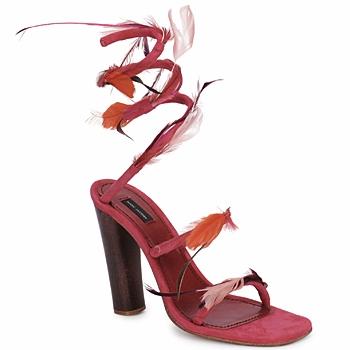 Sko Dame Sandaler Marc Jacobs MJ16385 Pink