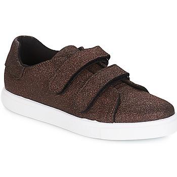 Sko Dame Lave sneakers André ECLAT Bronze