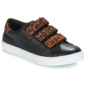 Sko Dame Lave sneakers André PADDLE Leopard