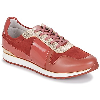 Sko Dame Lave sneakers André SPRINT Pink