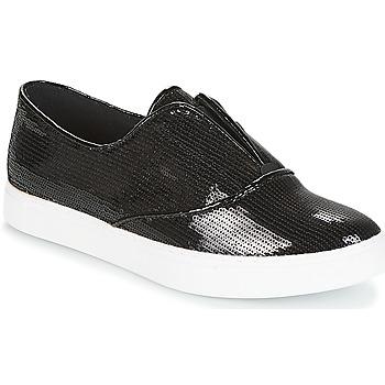 Sko Dame Lave sneakers André COSMIQUE Sort