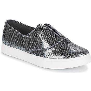 Sko Dame Slip-on André COSMIQUE Sølv