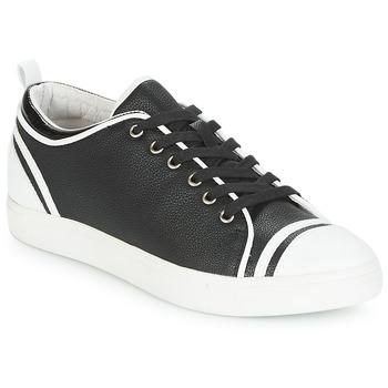 Sko Dame Lave sneakers André LEANE Sort